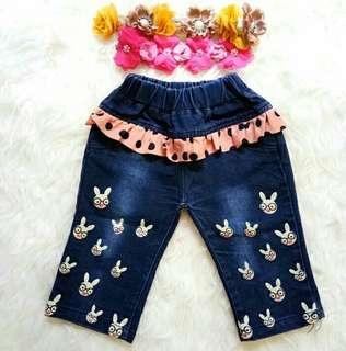 Celana jeans 1-2th
