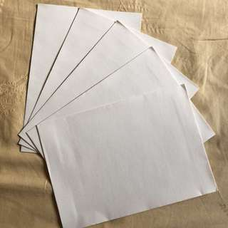 Invitation Card Envelopes (Set of 25)