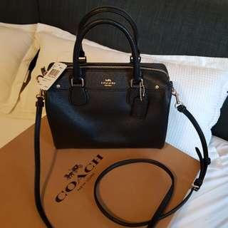 Coach crossbody bag F57521 IM/ black