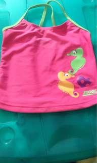 Swimwear for babies top