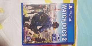 TRADES ACCEPTED!! PS4 WATCH DOGS 2