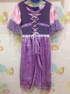 Dress rapunzel