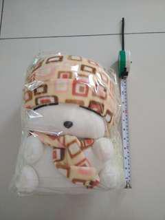 📌 Cute Mashi Maro Medium Size Plush Toy #TOYS50