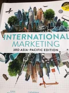 International Marketing 3rd Asia Pacific edition