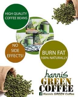HANNIS GREEN COFFEE