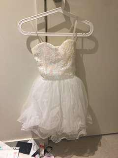 Princess dress size S