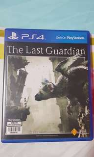 TRADES ACCEPTED!! PS4 LAST GUARDIAN