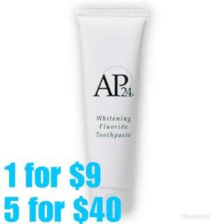 Oral health AP24 whitening toothpaste