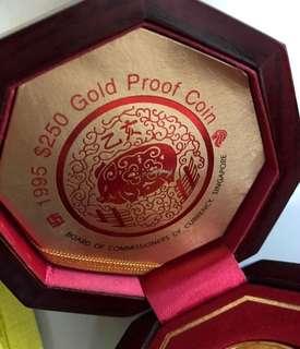 Pig Zodiac Gold Coin (999) ✅✅
