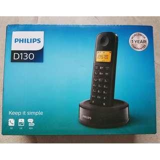 Philips Dect phone model D130