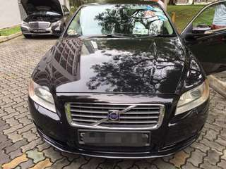 Volvo s60 2.5a t