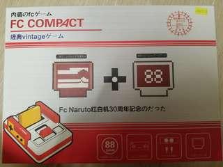 Fc Naruto紅白機
