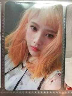 [可加錢]Red Velvet Joy換Irene