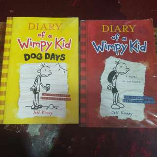 2 Diary of a Wimpy Kid