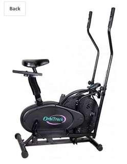 NAVIGATOR Sports Orbitrack LX Exercise Machine