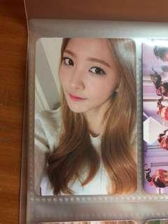 [可加錢]Red Velvet yeri換Irene小卡🙏🏻