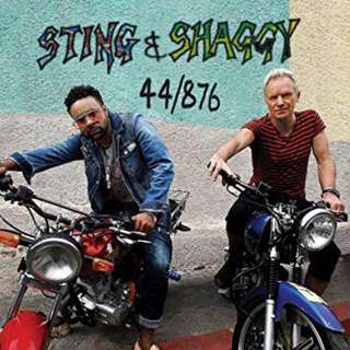 Sting & Shaggy - 44/876 (Yellow Vinyl Barnes & Noble Exclusive)
