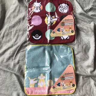 Pokemon Kuji Hankerchief / Face towel