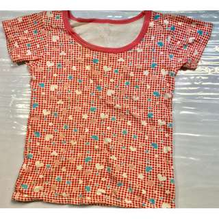 3-6 yrs old Tops for girl