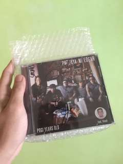 [SIGNED] Parokya ni Edgar's Pogi Years Old Album