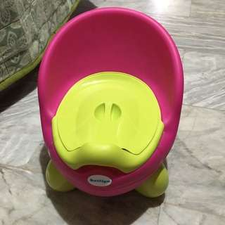 Bnew potty trainer