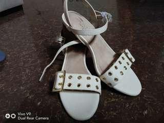 Aerosoles Heels White for Sale Shoes Brandnew