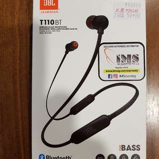 JBL  Harman Wireless Earphone