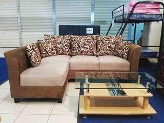 Sofa L Cicilan Murah Tanpa Kartu Kredit
