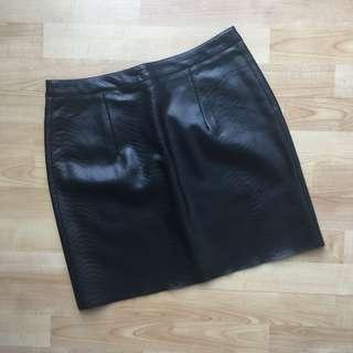 [BUY 3 FREE 1] A-Line Mini Skirt