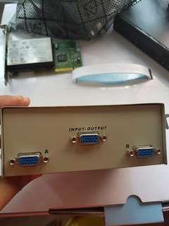 VGA switch