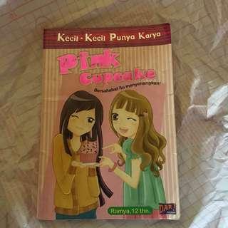 Novel Anak : Pink Cupcake
