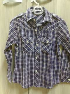 """Pre-loved Canadian Club Boy""""s Top Size M"""