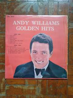 【黑膠碟】Andy Williams Golden Hits