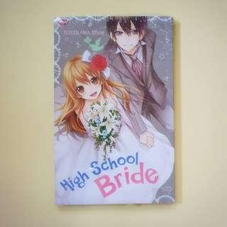 KOMIK High School Bride
