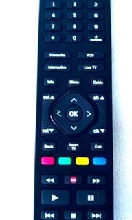 Brand new Starhub remote