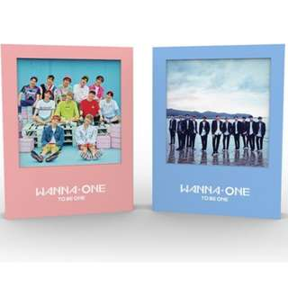 Wanna One To Be One 1st Mini Album