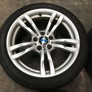 BMW m sport wheel F32 428i