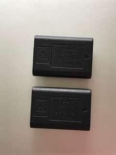 Original Leica M8 M9 Battery