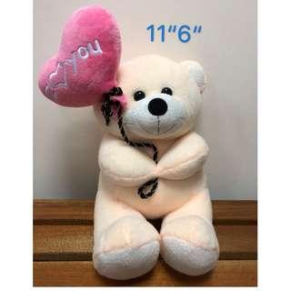 I love you white bear