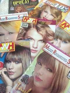 Taylor Swift Song Hits Bundle
