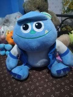Monsters stuff toys 16""