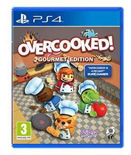 [BN] PS4 Overcooked