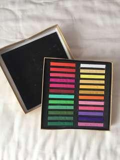 Art pastels/chalk 48 colours