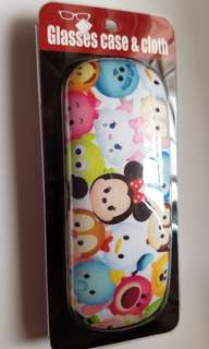 Tsum Tsum 眼鏡盒 eyeglass case
