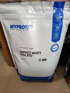 my protein isolate whey protein for woman and man