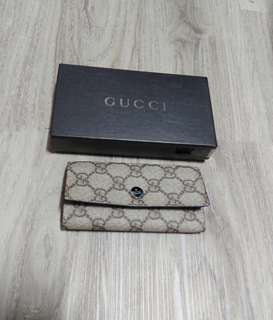 Gucci key holder 鎖匙包