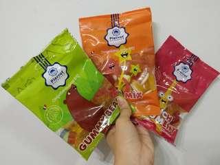 法國製造pierrot gourmand軟糖 50元3包