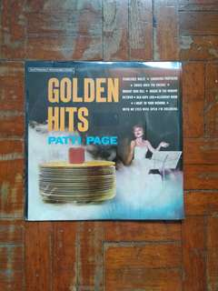 【黑膠碟】Golden Hits Patti Page