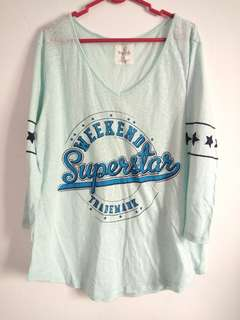 🎆(M) Miss Candy long sleeve shirt