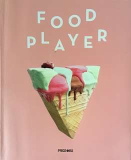 Food Player Graphics Book